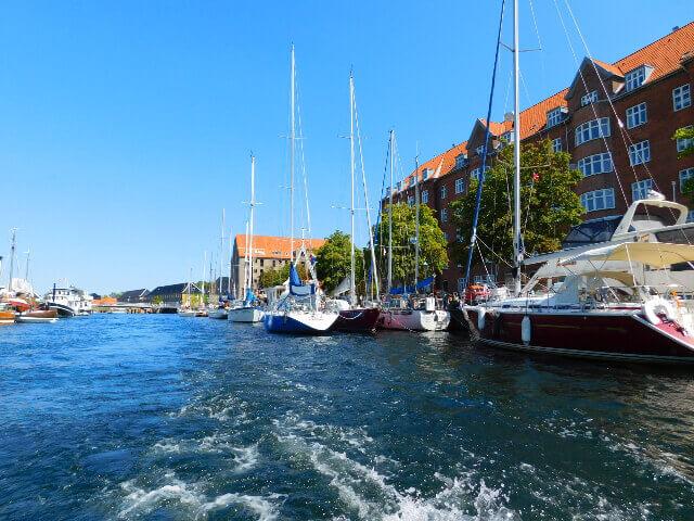 Studium v Dánsku